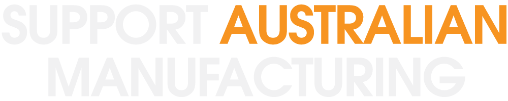 Support Australian Manufacturing